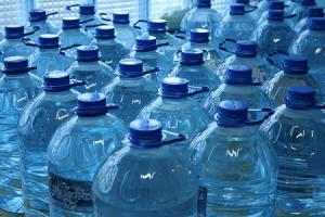 Вода питьевая 5 л.