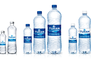Напитки, вода TURAN