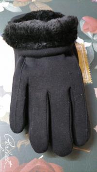 перчатки трикотажные термо 1 пара