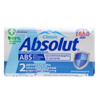 Мыло антибактериальное Absolut 1шт.