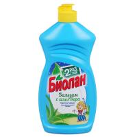 Средство для мытья посуды Биолан .