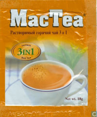 Чай 3в1 MacTea