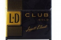Сигареты LD Club Gold 10шт. (1 БЛОК)