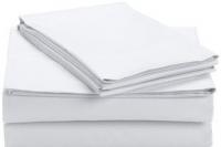 Постельный комплект 1,5 спальный белый