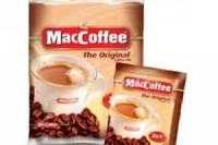 Быстрорастворимый кофе МасСоffe 3 в 1