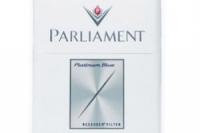 Сигареты Parliament Platinum blue 1 блок(10 пачек)