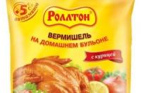 Лапша РОЛЛТОН в ассорт. 60г.