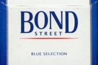 Сигареты Bond Street Blue    1 пачка