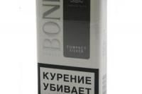 Сигареты Bond Compact Silver 10шт. (1 БЛОК)