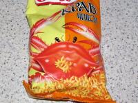 Крабовые чипсы (со вкусом Краба)