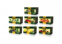 Чай фруктовый пакетированный  в ассортименте АССАМ 25 пакетиков