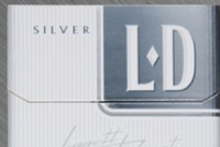 Сигареты LD Silver 10шт. (1 БЛОК)