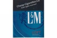 Сигареты LM с капсулой ментол 1 блок (10шт)