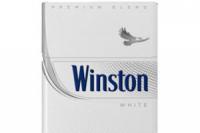 Сигареты Winston WHITE 10шт. (1 БЛОК)