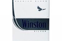 Сигареты Winston Silver 10шт. (1 БЛОК)