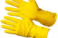 Резиновые перчатки (пара)