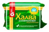 Халва алматинская подсолнечная, A-Product,325гр.