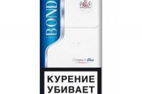 Сигареты Bond Compact Blue 10шт. (1 БЛОК)