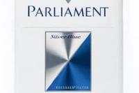 PARLIAMENT silver blue  1блок (10 пачек)