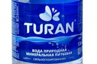 Минеральная вода Turan газированная 1,5л.