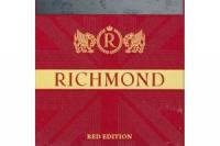 Сигареты RICHMOND Red Edition 1пачка