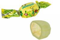 Зеленый карамель 1 кг. (Баян Сулу)